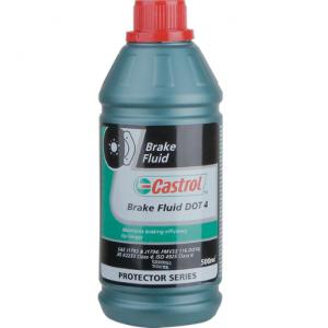 Brake Fluid Dot 4 200ml